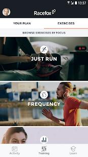Racefox Run - náhled