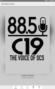 The Voice of SCS- screenshot thumbnail