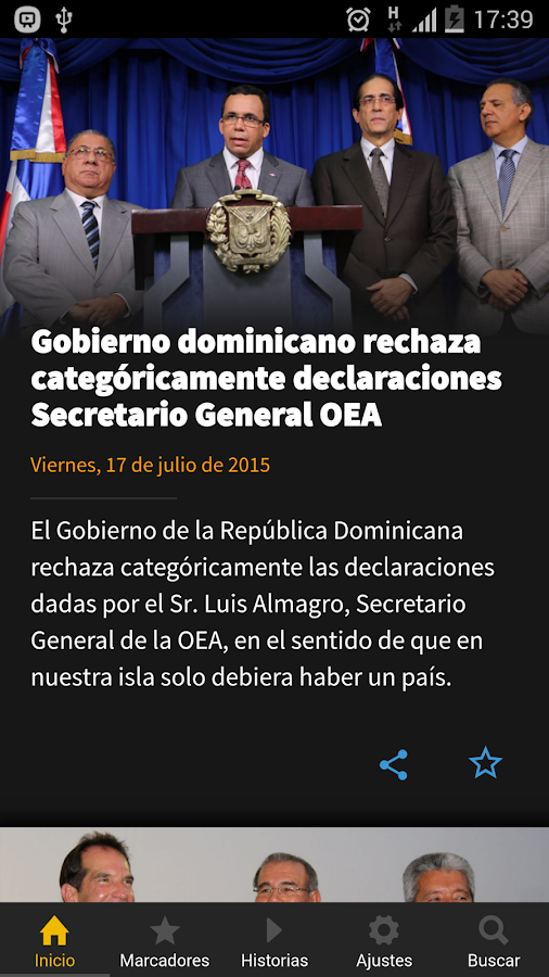 Presidencia RD- screenshot