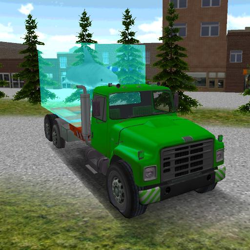 模擬App|怒ったサメ動物園の輸送 LOGO-3C達人阿輝的APP