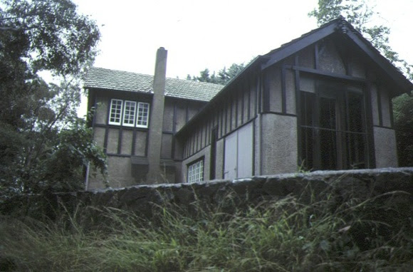 Napier Waller house studio wing 1985