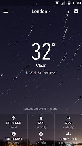 免費下載天氣APP Skull Clock Weather Widget app開箱文 APP開箱王