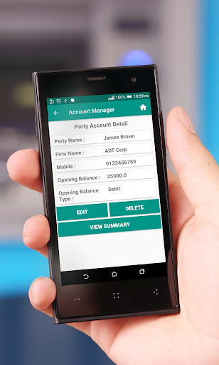 Account Manager  screenshots 4