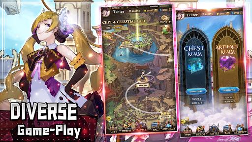 Final Fate TD  screenshots 14