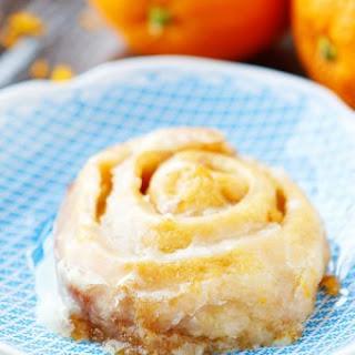 Crock-Pot Orange Sweet Rolls.