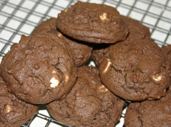 Chocolate Fudge Irish Cream Cookies Recipe