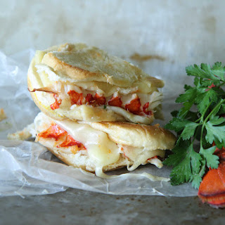 Lobster Grilled Cheese Recipes
