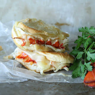 Lobster Grilled Cheese Recipes.