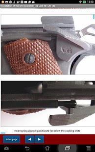 SFS device for Colt pistols- screenshot thumbnail