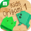 Kid's Origami 1 Free icon