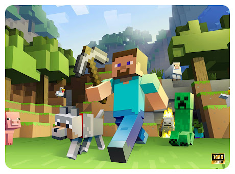 Minecraft Wallpapers HD New Tab Page