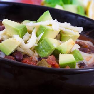 Tex-Mex Black Bean Soup.