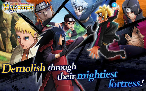 NARUTO X BORUTO NINJA VOLTAGE Screenshot