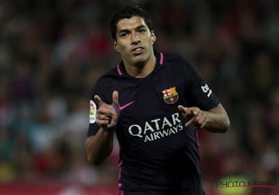 Barcelona won met 1-4 op het veld van Granada