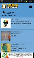 Screenshot of ALMUÑÉCAR en tu móvil