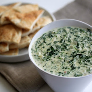 Easy Spinach Dip.