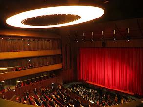 """Photo: Neues Musiktheater Linz (22.3.2014 - vor der Premiere """"Die Walküre"""". Zu unseren Berichten von Dr. Klaus Billand und Ernst Kopica. Foto: Dr. Klaus Billand"""