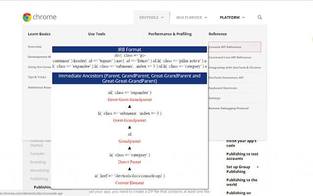 HTML DOM Navigation