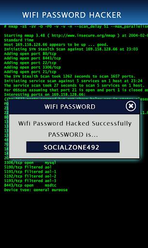 WiFi Password Hacker(Prank) 1.10 screenshots 6