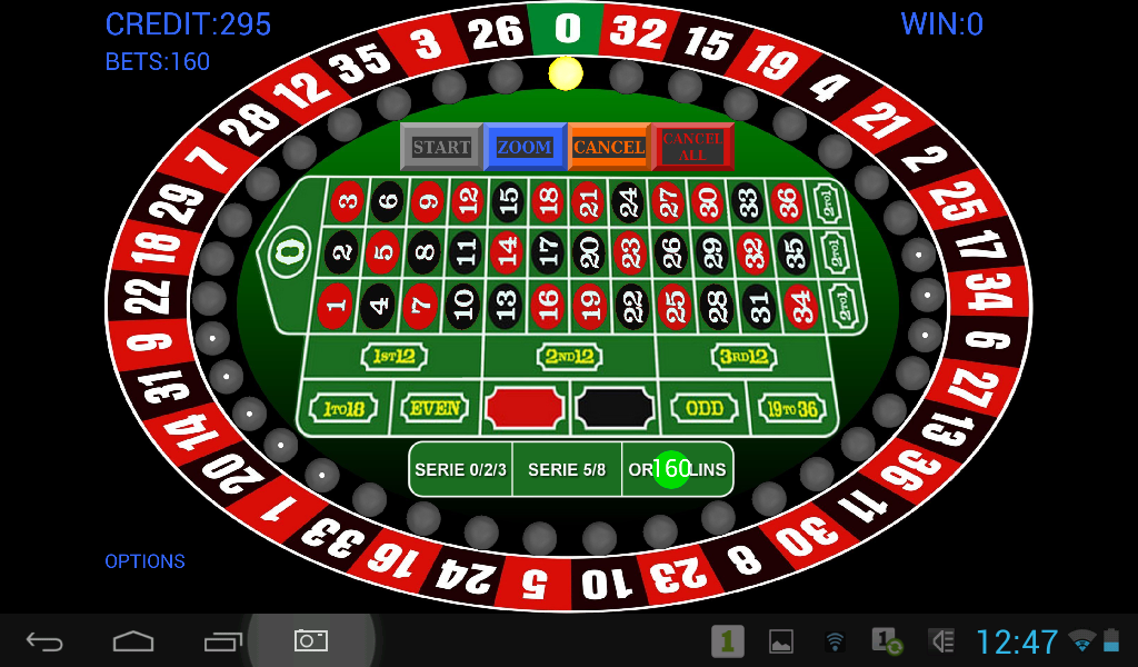 What do all the numbers on a roulette wheel add up too