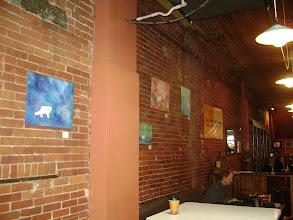 Photo: Java Joe's, Binghamton NY Through November 2010