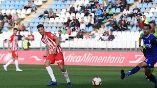 Juan Carlos Real lleva una temporada sensacional.