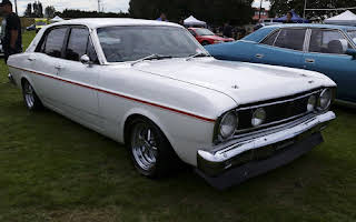 Ford Falcon XT Rent Southland