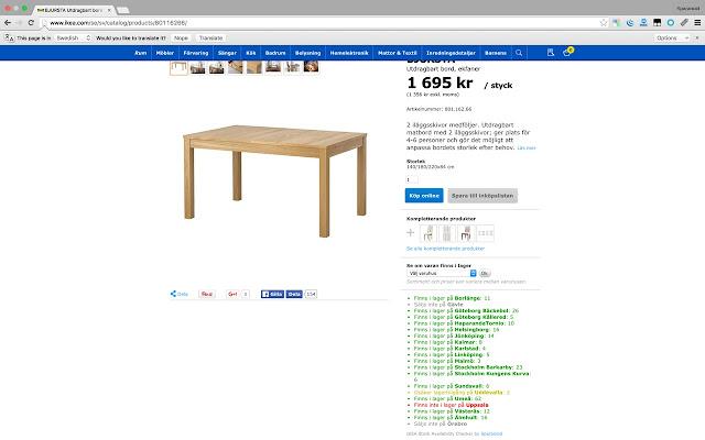 f861c94333c8 IKEA Stock Availability Checker