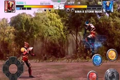 New Bima X Satria Garuda Heroes Tips - náhled
