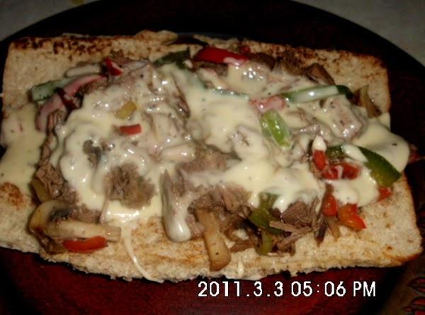 Roast Beef Subs Recipe