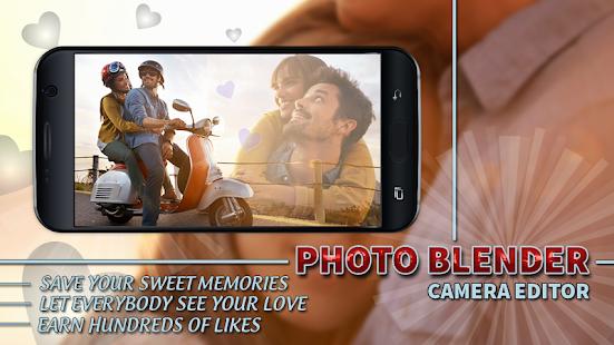 Photo Blender Camera Editor - náhled