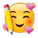 Emoji maker stickers creator, EmojiSet stickers icon