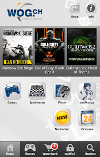 WoG.ch Game Shop- screenshot thumbnail
