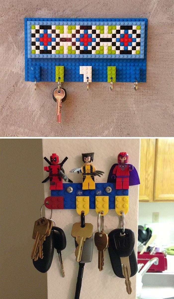 Organizer do kluczy