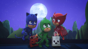 PJ Masks Halloween thumbnail