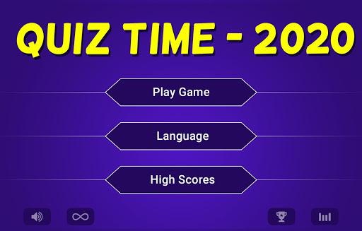 Quiz 2020 : Win Money Quiz Game 1.7 screenshots 2