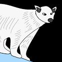 Hungry Polar Bear icon