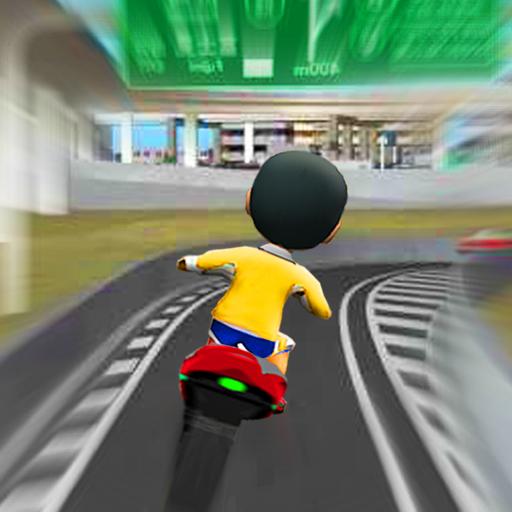 Moto Nobita Race 2017
