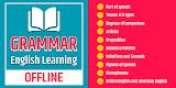 screenshot of English Grammar Learning Free Offline Grammar Book