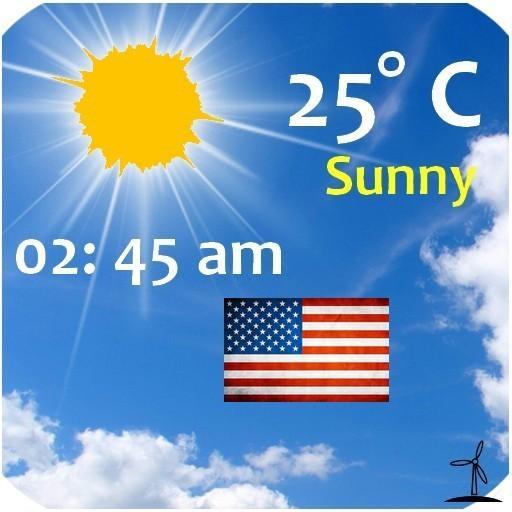 Usa Weather Aplikacije Na Google Playu