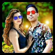 Beautiful Couple Photo Suit Editor