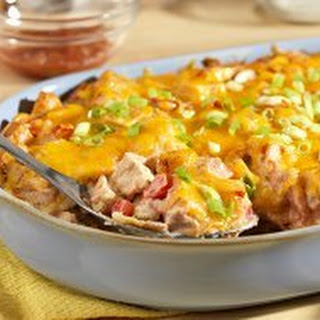 Beyond Easy King Ranch Casserole