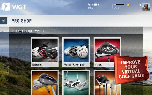 WGT Golf Game by Topgolf screenshot 22