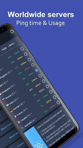 Fast VPN – Paid Super VPN & Hotspot VPN Shield  screenshots 18