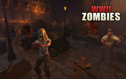 WWII Zombies Survival - World War Horror Story