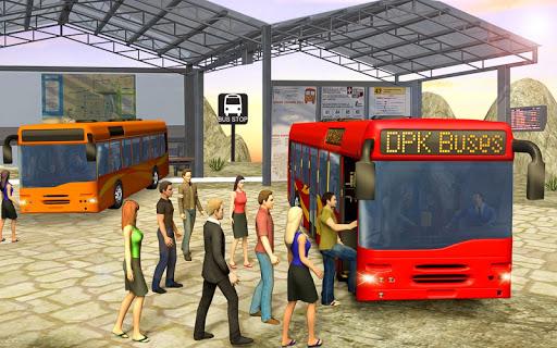Offroad Bus Simulator 2018: Real Coach Bus Driving 1.0 screenshots 3