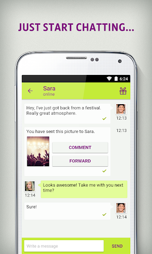 Qeep Dating App: Singles Chat, Flirt, Meet \u0026 Match APK download