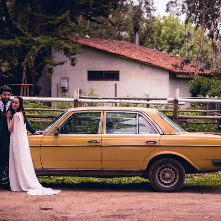 Wedding photographer Andrés Luna (andresluna). Photo of 01.11.2017