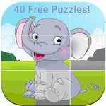 Animal Puzzles for kids free 4.8.0 Apk