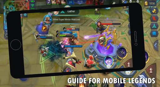 Guide for Mobile Legend Walktrough 2.0 screenshots 1